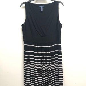CHAPS Sleeveless Maxi Dress